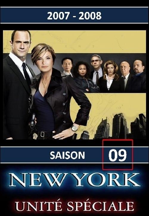 New York Unité Spéciale: Saison 9