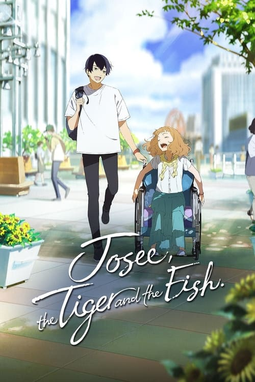 Josee, the Tiger and the Fish (2021)