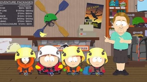 South Park - Season 16 - Episode 6: I Should Have Never Gone Ziplining