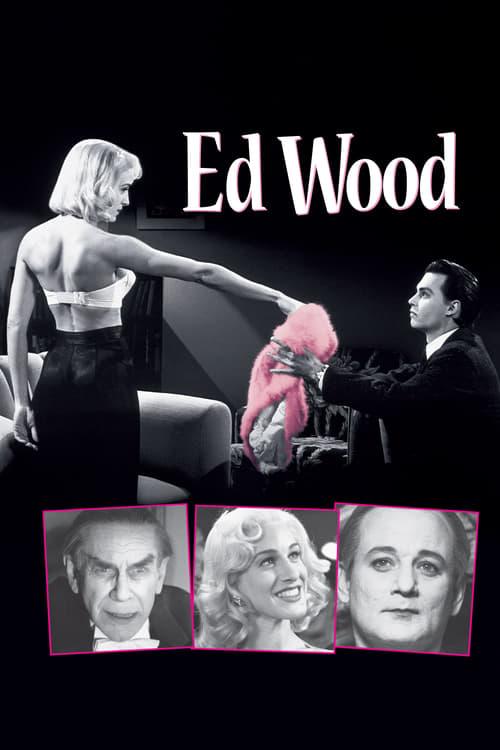 Watch Ed Wood (1994) Best Quality Movie