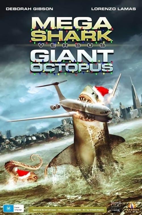 Mira La Película Megatiburón contra Pulpo Gigante En Buena Calidad