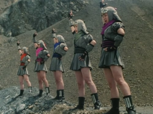 Super Sentai: Ninja Sentai Kakuranger – Episod The Flower Kunoichi Gang!!