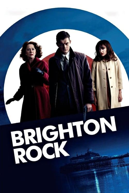 Brighton Rock (2010) Poster