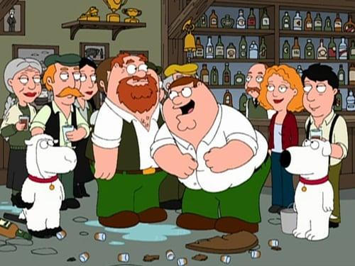 Family Guy - Season 5 - Episode 10: 10