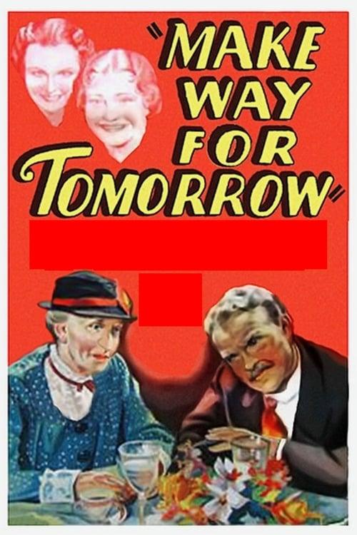 Make Way for Tomorrow moviesjoy
