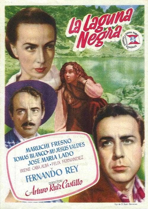 La laguna negra (1952)
