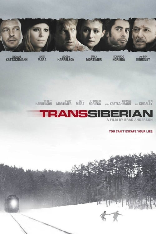 Watch Transsiberian (2008) Full Movie