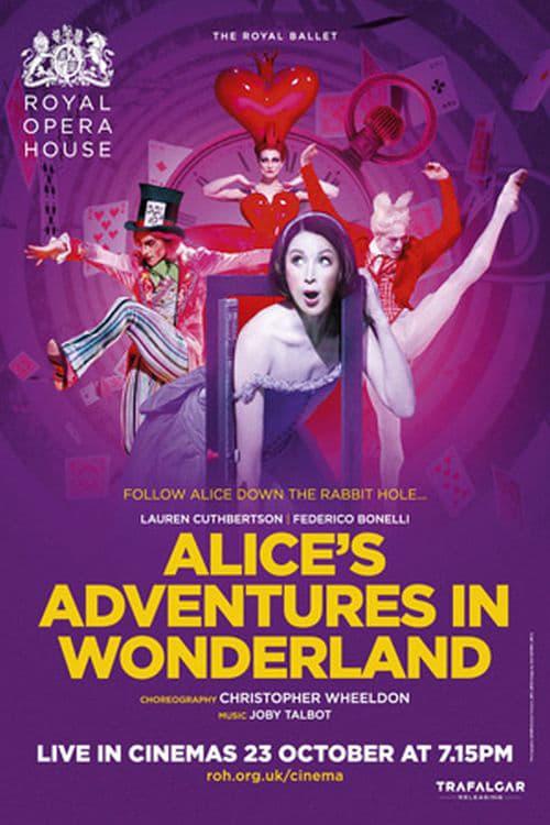 Regarde The ROH Live: Alice's Adventures in Wonderland De Bonne Qualité Gratuitement