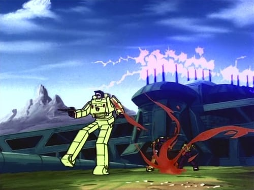 The Transformers: Season 2 – Episod The Master Builders