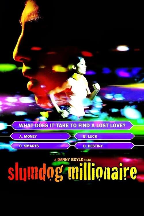 Largescale poster for Slumdog Millionaire