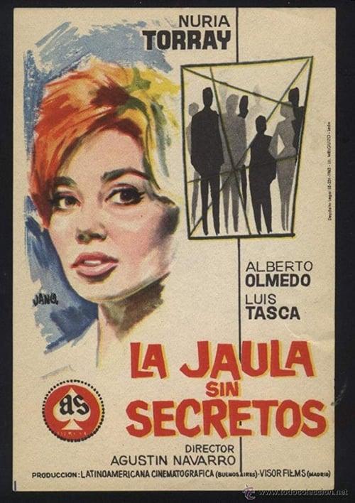 Una jaula no tiene secretos (1962)