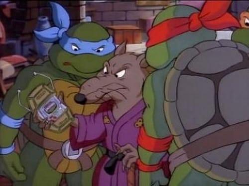 Teenage Mutant Ninja Turtles: Season 3 – Episode Invasion of the Turtle Snatchers