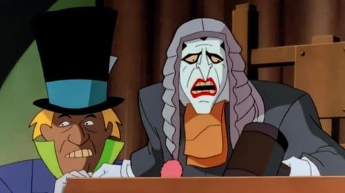 Assistir Batman: A série Animada S02E09 – 2×09 – Dublado