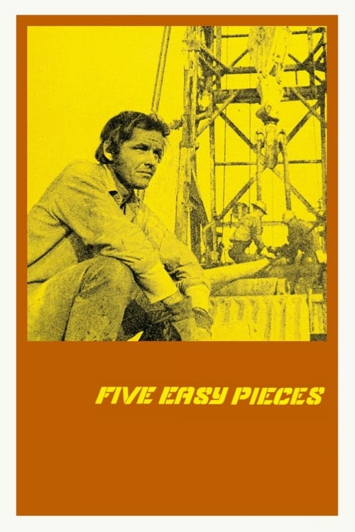 Largescale poster for Five Easy Pieces