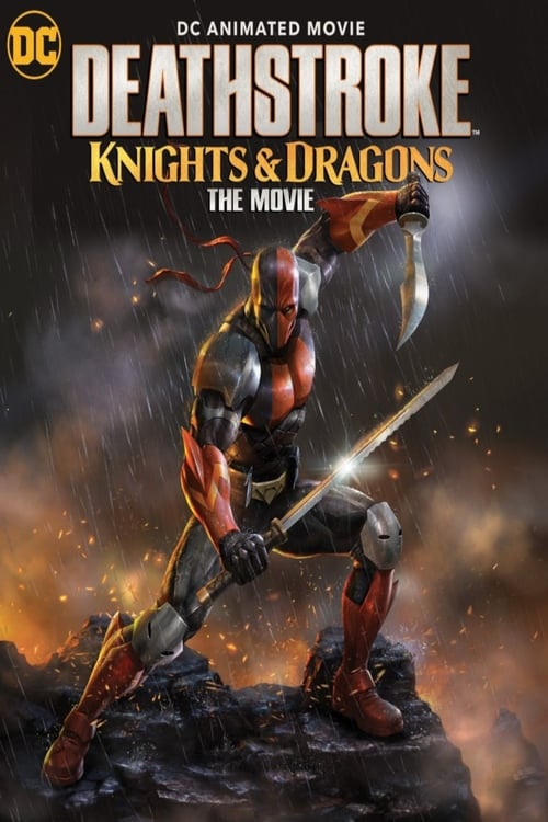 Best Place to Watch Deathstroke: Knights & Dragons - The Movie Online