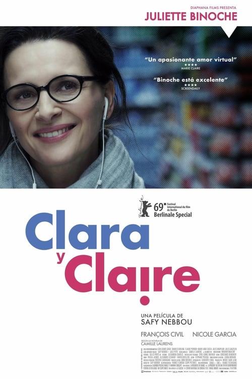 Ver Clara y Claire (2019) Online