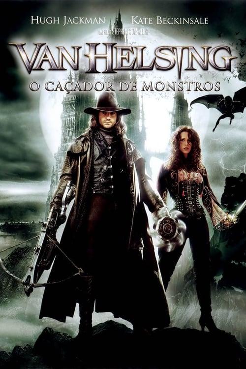 Assistir Van Helsing - O Caçador de Monstros - HD 720p Blu-Ray Online Grátis HD