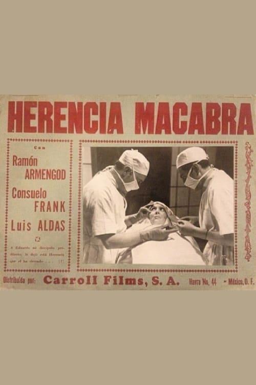 A Macabre Legacy (1940)