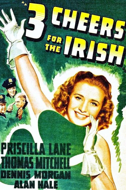 Three Cheers for the Irish (1940)