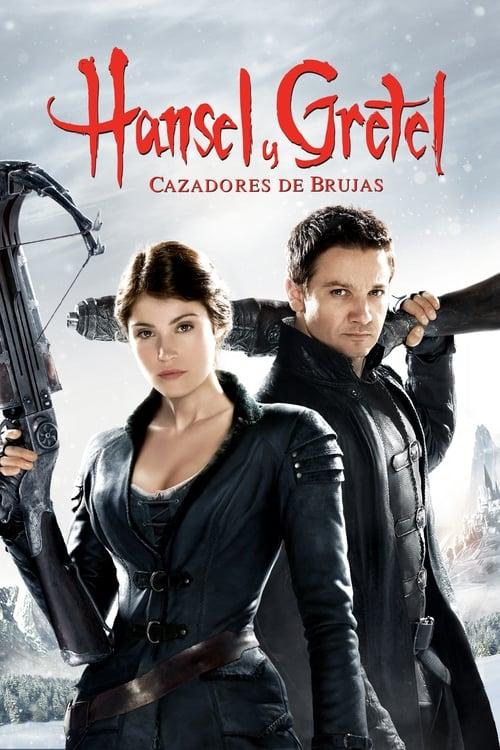 Mira La Película Hansel & Gretel: Cazadores de brujas En Buena Calidad Hd 720p