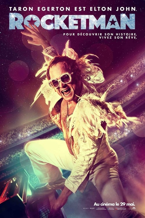 Regardez Rocketman Film en Streaming HD