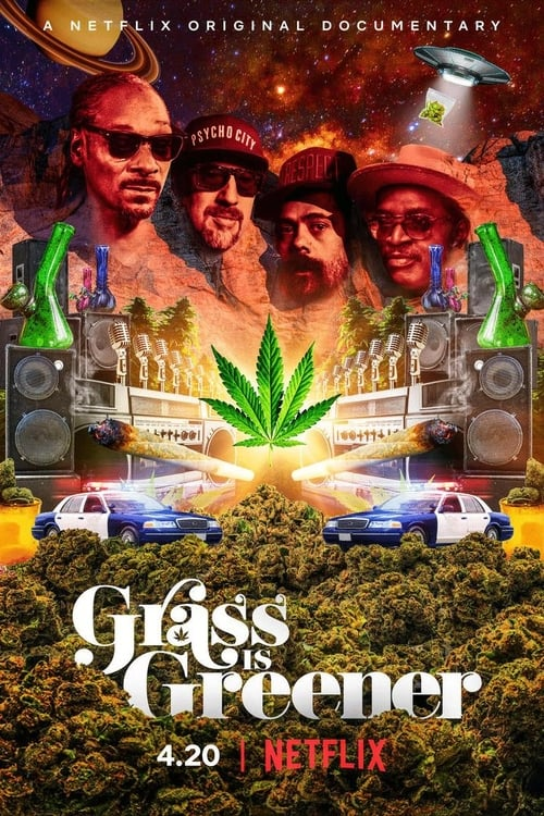Poster von Grass is Greener