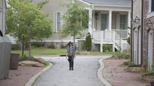 The Walking Dead - Season 6 - Episode 7: Heads Up