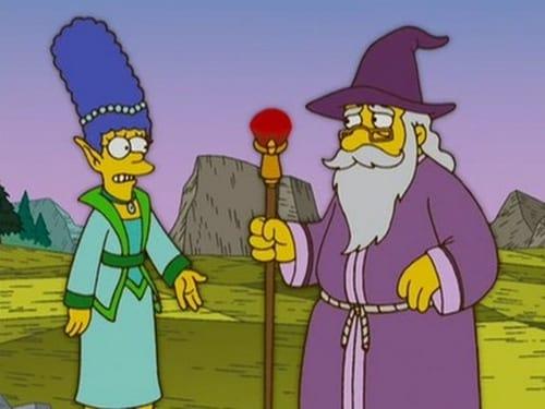 Marge na Internet