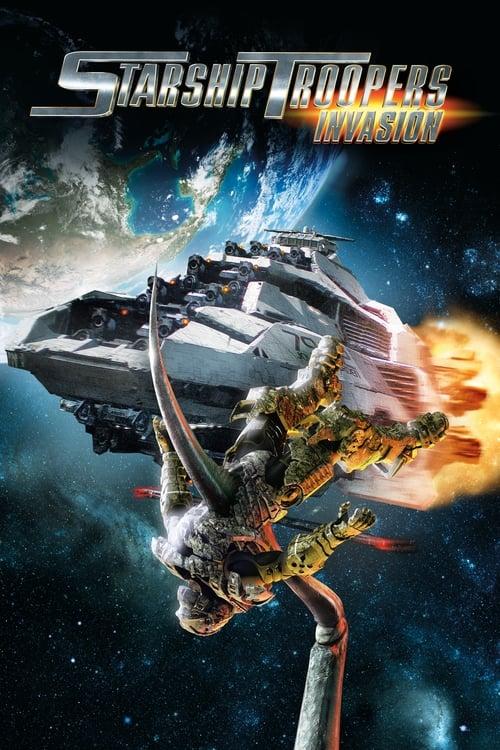 Mira Starship Troopers: Invasión Con Subtítulos