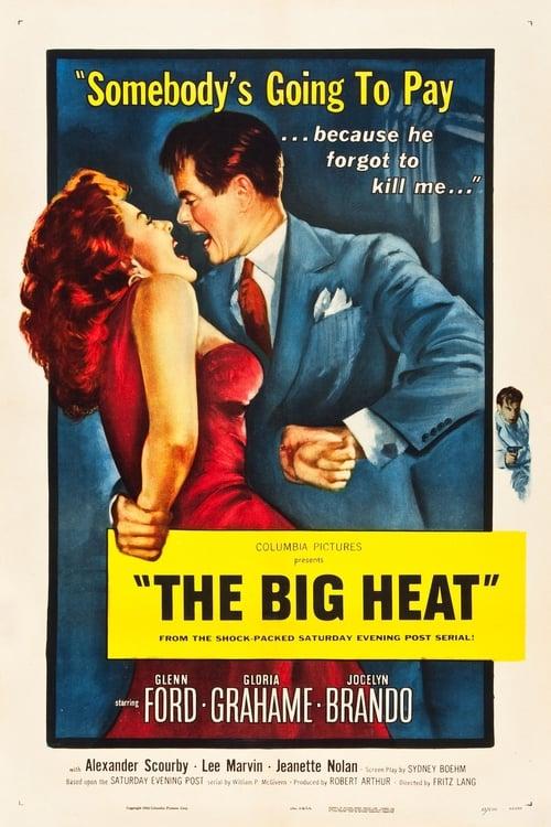 Watch The Big Heat (1953) Movie Free Online
