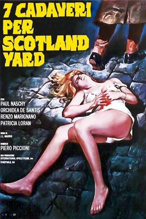 Seven Murders for Scotland Yard (1972)