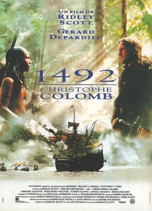 [1080p] 1492 : Christophe Colomb (1992) streaming fr