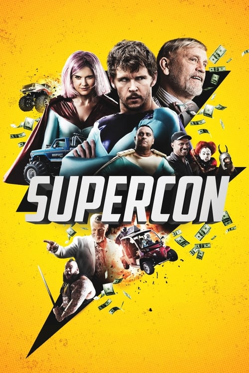 Watch Supercon (2018) Movie Free Online