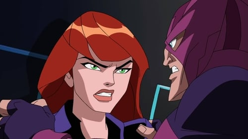 The Avengers: Earth's Mightiest Heroes: Season 1 – Épisode Widow's Sting