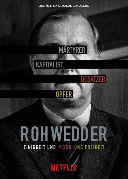 Un crime parfait : L'assassinat de Detlev Rohwedder