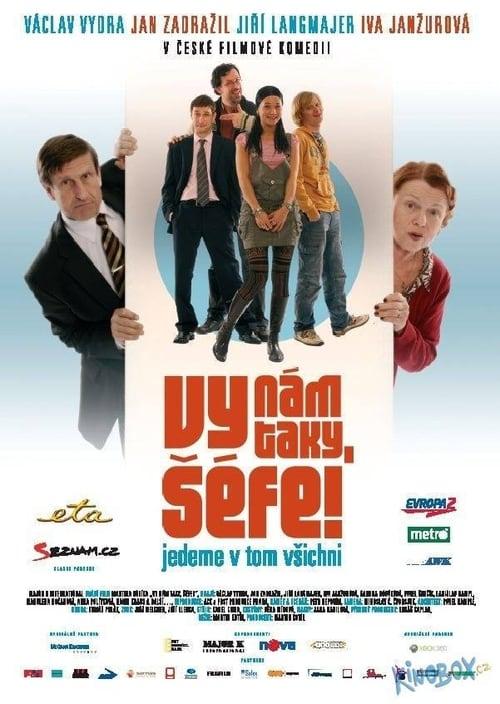 Vy nám taky, šéfe! (2008)