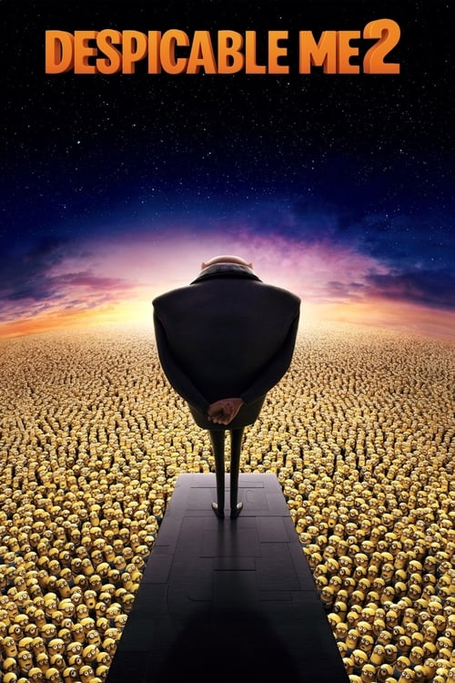 Watch Despicable Me 2 (2013) Best Quality Movie