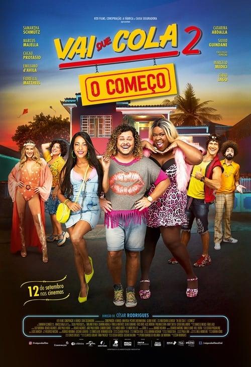 Katso Elokuva Vai que Cola 2: O Começo Hyvälaatuisena