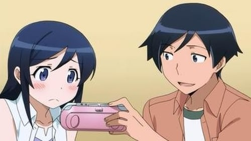 Oreimo: Season 2 – Episode The Big Brother I Trusted and Sent Off Can't Get This Addicted to a Mobile Dating Sim and Commit Sexual Harassment