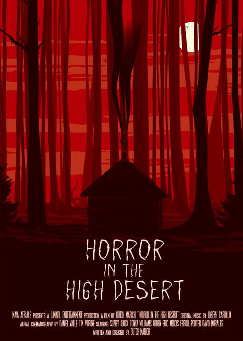 Stream Horror in the High Desert