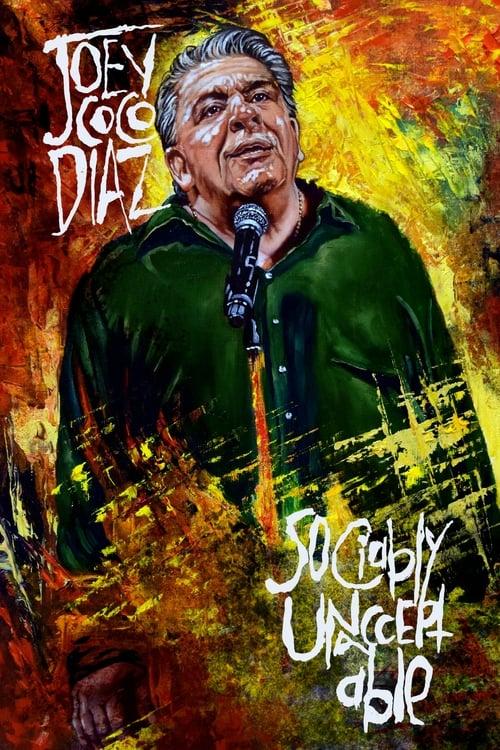 Joey Coco Diaz: Sociably UnAcceptable (2016) Poster