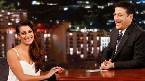 Jimmy Kimmel Live 2015 Hd Tv: Season 13 – Episode Ewan McGregor, Lea Michele, Tess Henley
