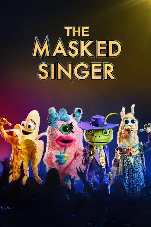 The Masked Singer Poster