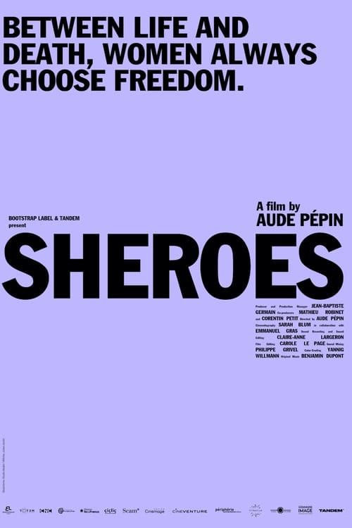 Sheroes (2021) Poster
