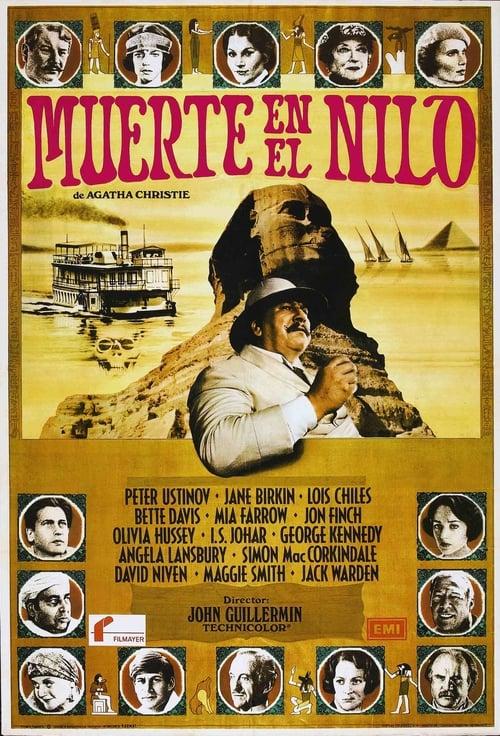 Imagen Muerte en el Nilo