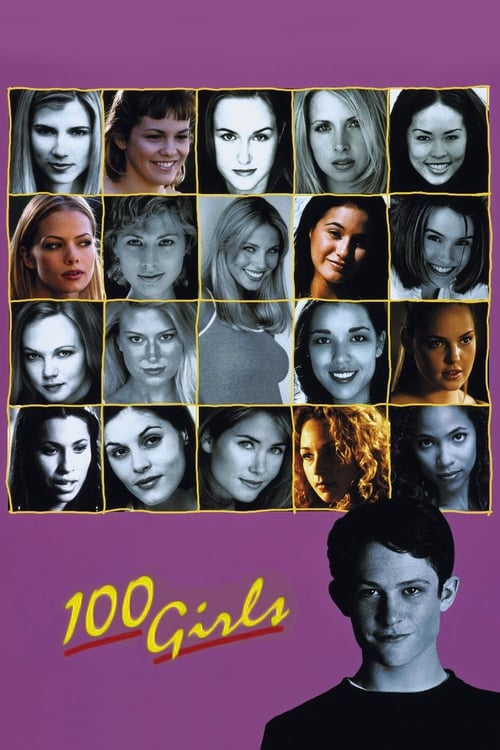 The poster of 100 Girls