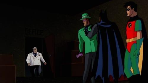 Batman: The Animated Series - Season 3 - Episode 3: Riddler's Reform