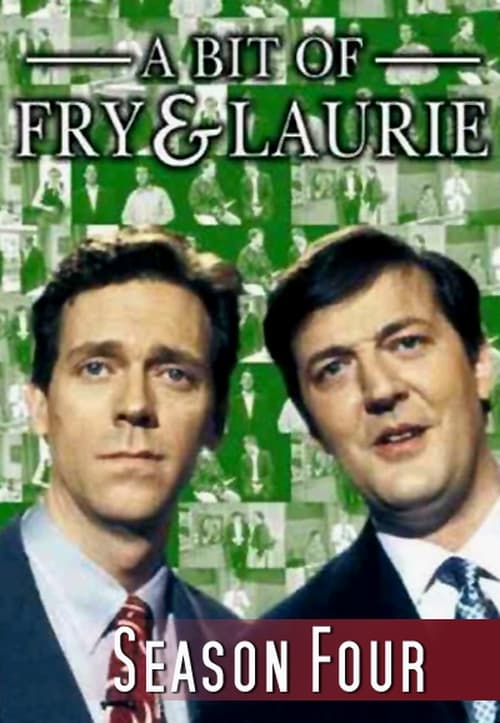A Bit Of Fry And Laurie: Series 4