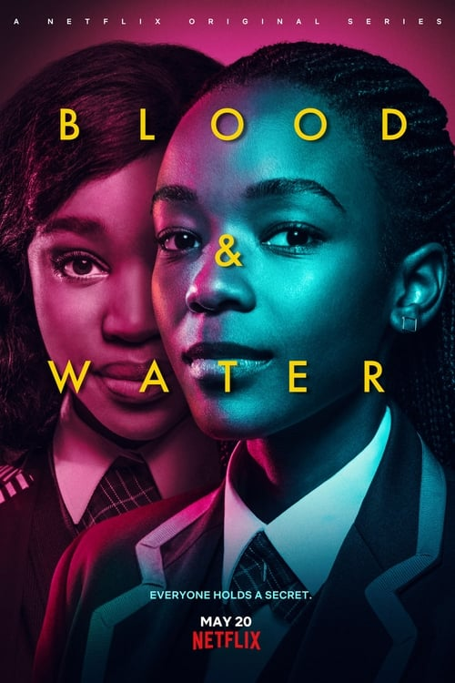 Blood & Water - Poster
