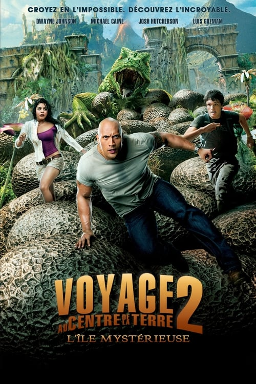 Regarder Voyage au centre de la Terre 2 : L'Île mystérieuse (2012) streaming Youtube HD